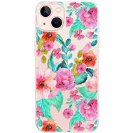 iSaprio Flower Pattern 01 for iPhone 13 - Mobile Case