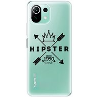iSaprio Hipster Style 02 for Xiaomi Mi 11 Lite - Mobile Case