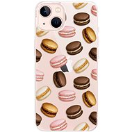 iSaprio Macaron Pattern for iPhone 13 - Mobile Case