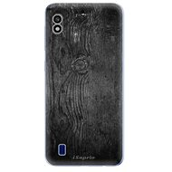 iSaprio Black Wood for Samsung Galaxy A10