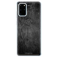 iSaprio Black Wood for Samsung Galaxy S20+