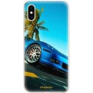 iSaprio Car 10 for iPhone XS - Mobile Case