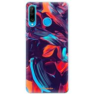 iSaprio Colour Marble 19 for Huawei P30 Lite - Mobile Case