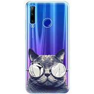 iSaprio Crazy Cat 01 for Honor 20 Lite - Mobile Case