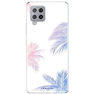 iSaprio Digital Palms 10 for Samsung Galaxy A42 - Mobile Case
