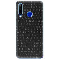 iSaprio Ampersand 01 for Honor 20 Lite - Mobile Case