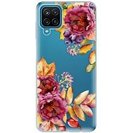 iSaprio Fall Flowers for Samsung Galaxy A12 - Mobile Case