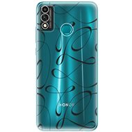 iSaprio Fancy - Black for Honor 9X Lite - Mobile Case