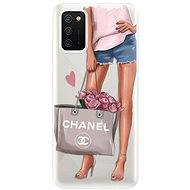 iSaprio Fashion Bag for Samsung Galaxy A02s - Mobile Case