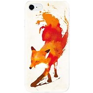 iSaprio Fast Fox for iPhone SE 2020 - Mobile Case