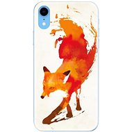 iSaprio Fast Fox for iPhone Xr - Mobile Case
