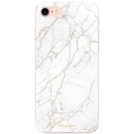 iSaprio GoldMarble 13 for iPhone 7 / 8 - Mobile Case