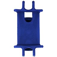 iWill Motorcycle and Bicycle Phone Holder, Blue