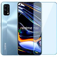 iWill Anti-Blue Light Tempered Glass for Realme 7 Pro - Glass protector