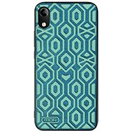 MoFi Anti-slip Back Case Irregular for Xiaomi Redmi 7A Green