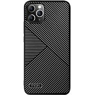 MoFi Anti-Slip Back Case Strip for iPhone 11 Pro Black - Mobile Case