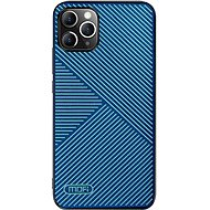MoFi Anti-Slip Back Case for iPhone 11 Pro Blue - Mobile Case