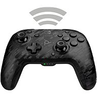 PDP Faceoff Wireless Controller - Black - Nintendo Switch