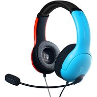 PDP LVL40 Wired Headset - Colour Block - Nintendo Switch - Gaming Headset
