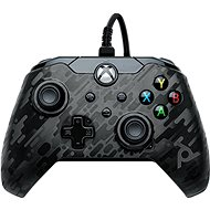 PDP Wired Controller - Black Camouflage - Xbox - Gamepad