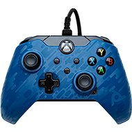 PDP Wired Controller - Blue Camouflage - Xbox - Gamepad