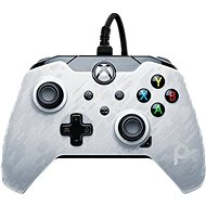PDP Wired Controller - White Camouflage - Xbox - Gamepad