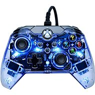 PDP Afterglow Wired Controller - Transparent Glowing - Xbox - Gamepad
