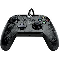 PDP Wired Controller - Xbox One - Black Camo