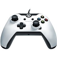 PDP Wired Controller - Xbox One - White - Gamepad