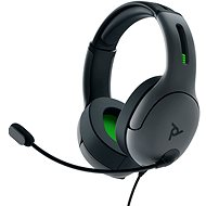 PDP LVL50 Wired Headset - Black - Xbox One - Gaming Headphones