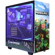 Alza GameBox GTX1660S Minecraft - Gaming PC