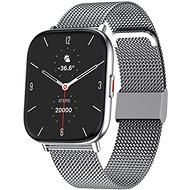 WowME Watch TS Silver with Milanese Loop - Smartwatch