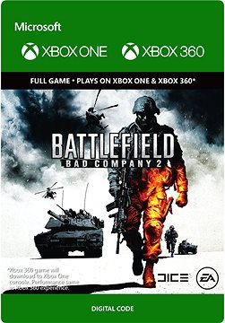 Console Game Battlefield Bad Company 2 Xbox Digital Console Game On Alzashop Com