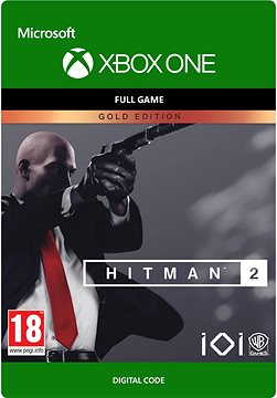 Console Game Hitman 2 Gold Edition Xbox One Digital Console
