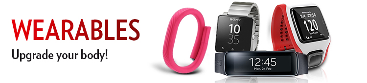Banner - Wearables - Update you points!