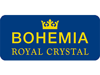Bohemia Royal Crystal Set of Glasses 12pcs CRISTALLIN - Glass for Cold  Drinks | Alzashop.com