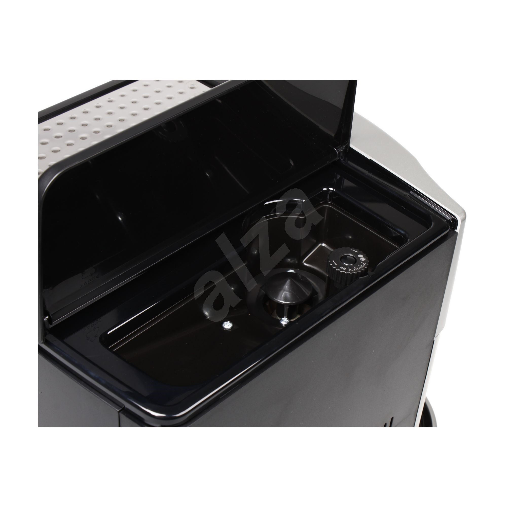 how to change steam nozzel on delonghi coffee machine