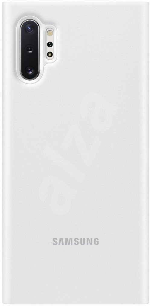 Samsung Flip Case LED View for Galaxy Note 10+ white
