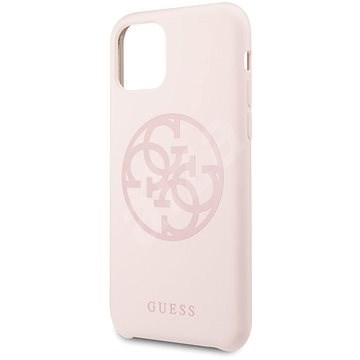 Guess 4G Tone on Tone for iPhone 11 Pro Light Pink (EU Blister)