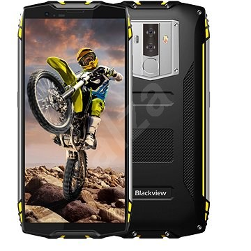 Blackview GBV6800 Pro Yellow