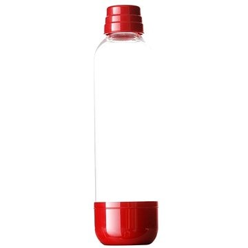 LIMO BAR Soda Bottle 1l - Dark Red - Replacement Bottle