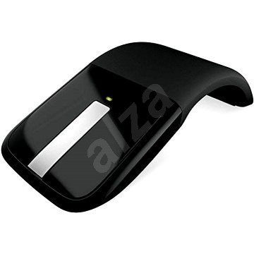 Microsoft ARC Touch Mouse Black - Mouse