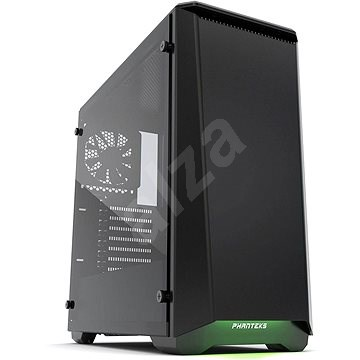 Phanteks Eclipse P400S Tempered black