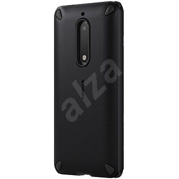 Accessories For Nokia Rugged Impact Case Cc 502 5 Pitch Black