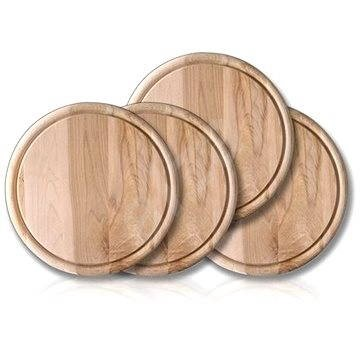 BANQUET set of wooden boards A04026