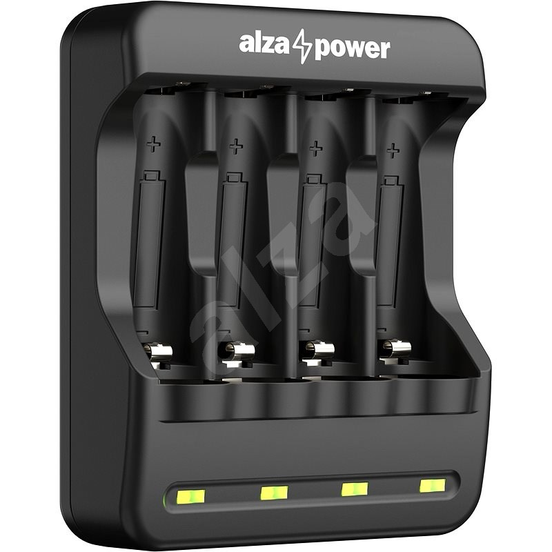 AlzaPower USB Battery Charger AP410B - Battery Charger