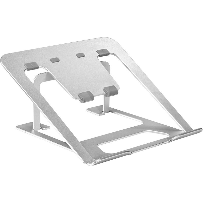 AlzaErgo Stand LS120 Silver - Cooling Pad