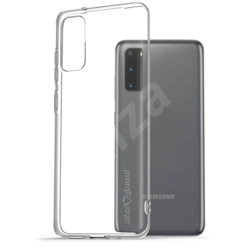 AlzaGuard for Samsung Galaxy S20 Clear - Mobile Case