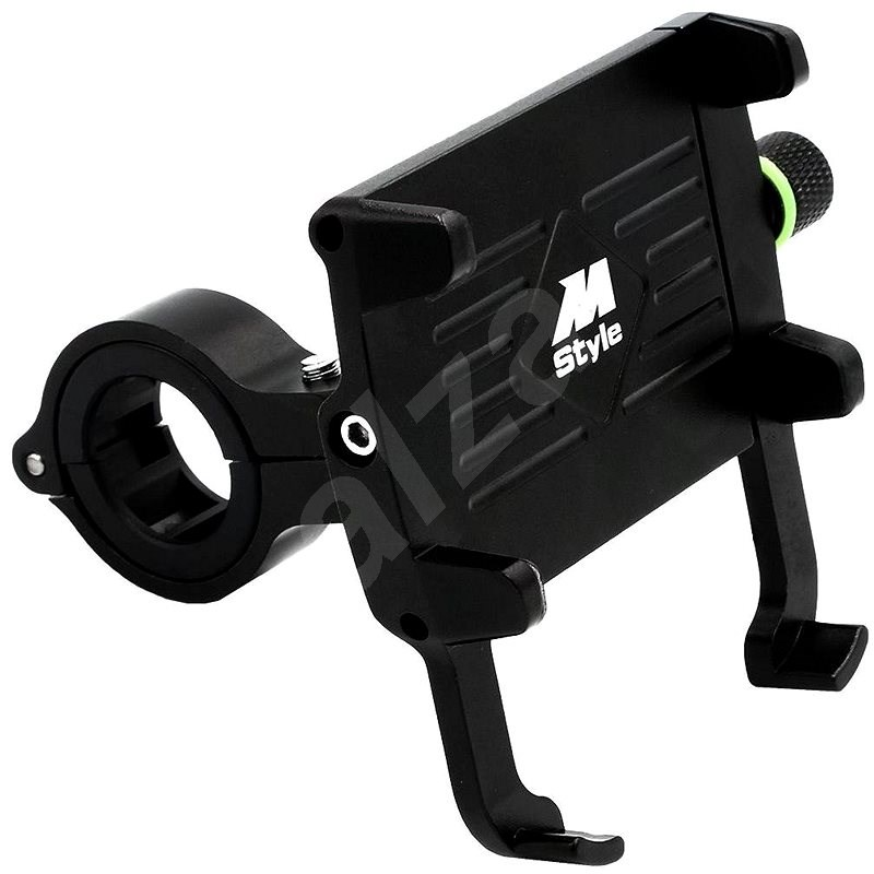 M-Style AW all-metal phone holder with sleeve - Mobile Phone Holder