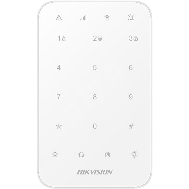 HikVision AX PRO Wireless Touch Keyboard - SOS Button
